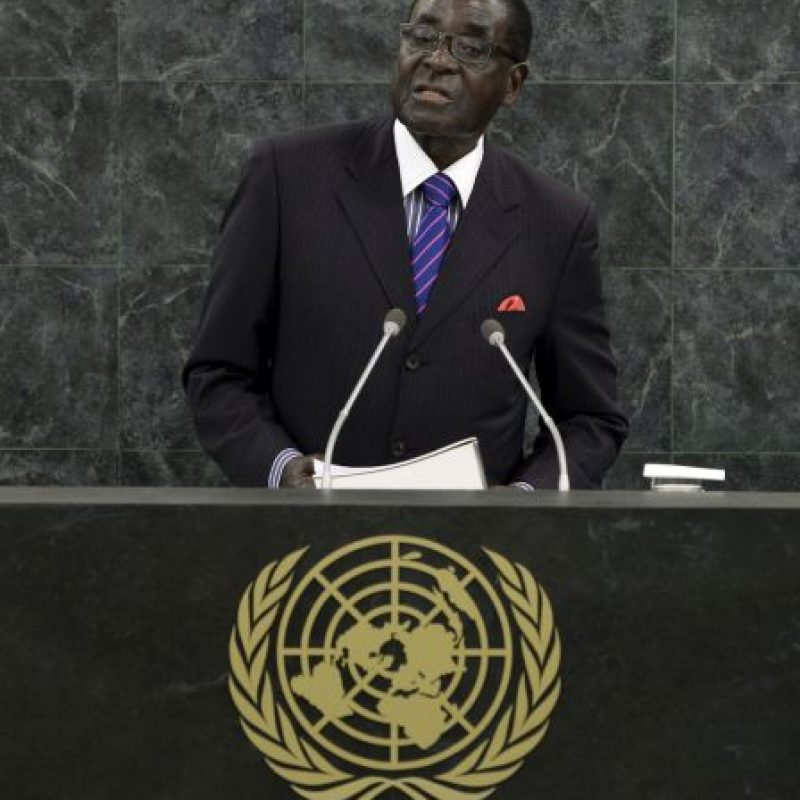 3. Zimbabue, 2013 Foto: Getty Images