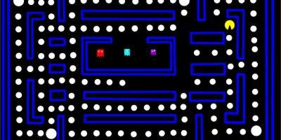 Pac-Man es un clásico que ha entretenido con sus laberintos y fantasmitas Foto:© 2014 Im IPOD 5. Licensed under CC-BY.