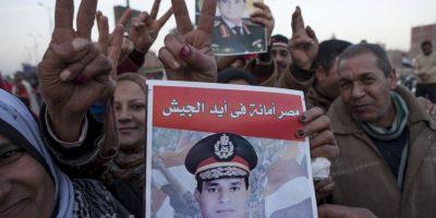Posterior a la primavera árabe y al derrocamiento del mandatario Mohamed Morsi, el gobierno interino tuvo como encomienda realizar una nueva carta magna, la cual entró en vigor a finales de año. Foto:Getty Images