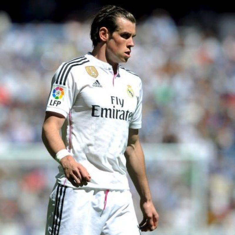 Bale aún se perderá el duelo de esta tarde Foto:Getty Images
