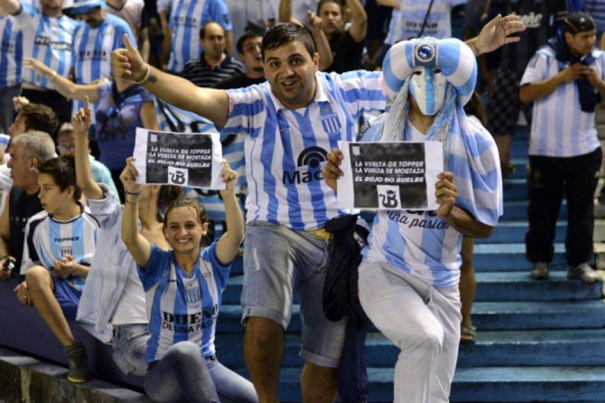 96 mil 199 aficionados en tres partidos. Foto:Getty Images