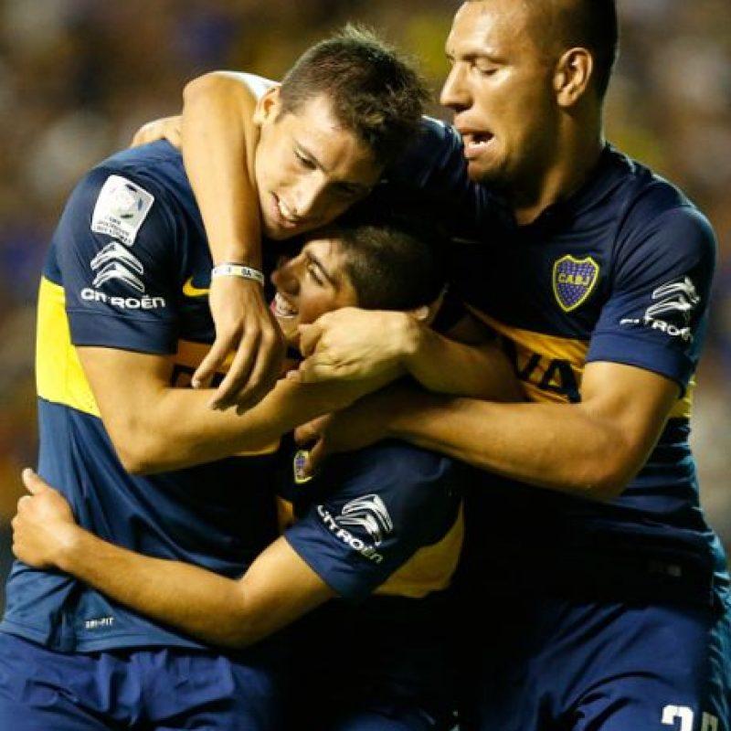3. Boca Juniors (Argentina) Foto:Getty Images
