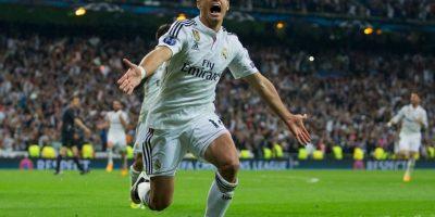 Su gol más importante lo marcó ante el Atlético en cuartos de final de Champions. Con ese tanto, el Real Madrid logró meterse a semifinales. Foto:Getty Images