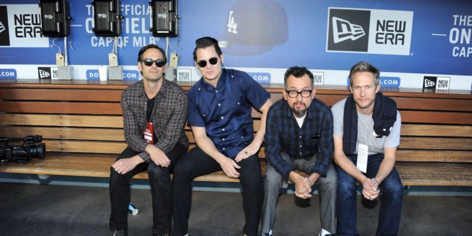 """45. Confesó a """"NME"""" que nunca será parte de otra banda. Foto:Getty Images"""