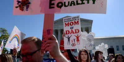 Anthony Kennedy cuestionó John Bursch, representante de los estados ¿Por qué las parejas del mismo sexo no se merecen el mismo ennoblecimiento de sus relaciones que otros reciben? Foto:Getty Images
