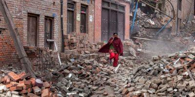 5. Reconstrucción Foto:Getty Images