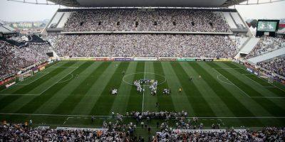 153 mil 822 aficionados en cuatro partidos (por la fase previa). Foto:Getty Images