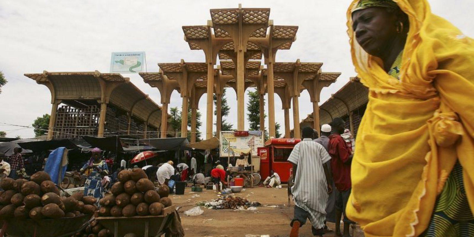 La nueva carta magna entró en vigor después del golpe de estado contra el expresidente Tandja Mamadou. Foto:Getty Images