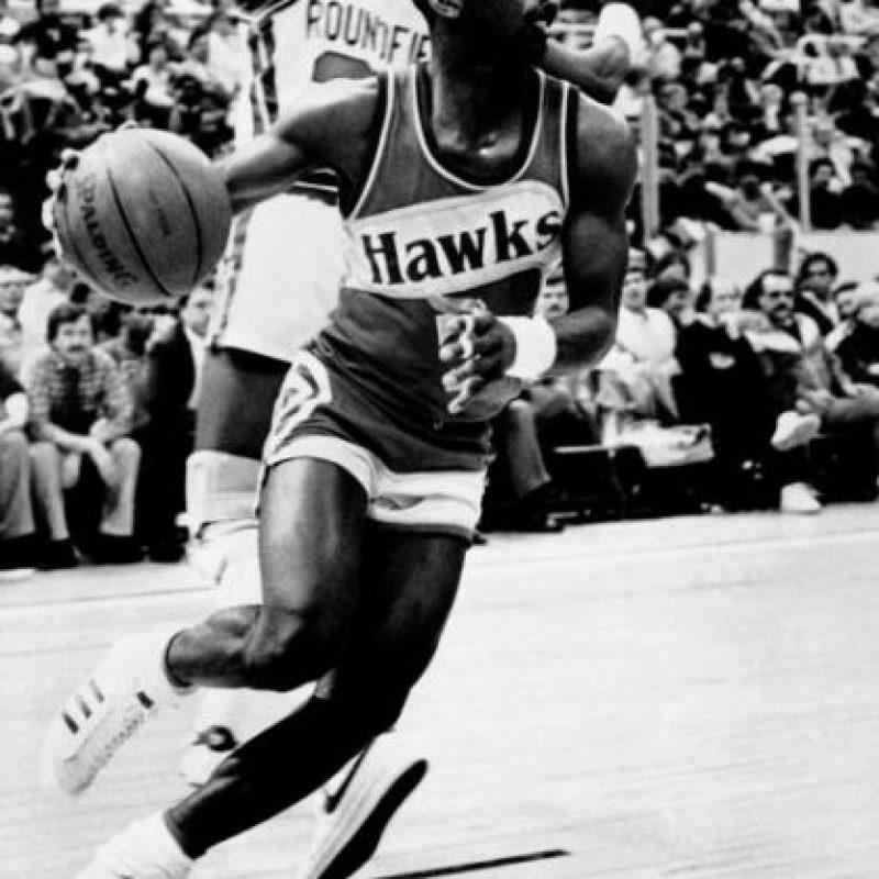 Eddie Johnson Jr, ex jugador de la NBA. Foto:Getty Images