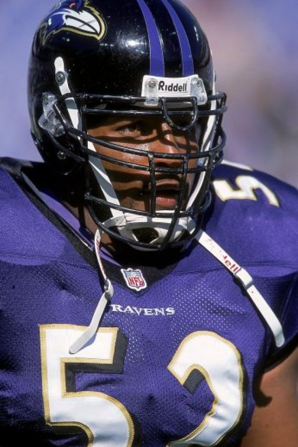 Ray Lewis, exjugador de la NFL Foto:Getty Images
