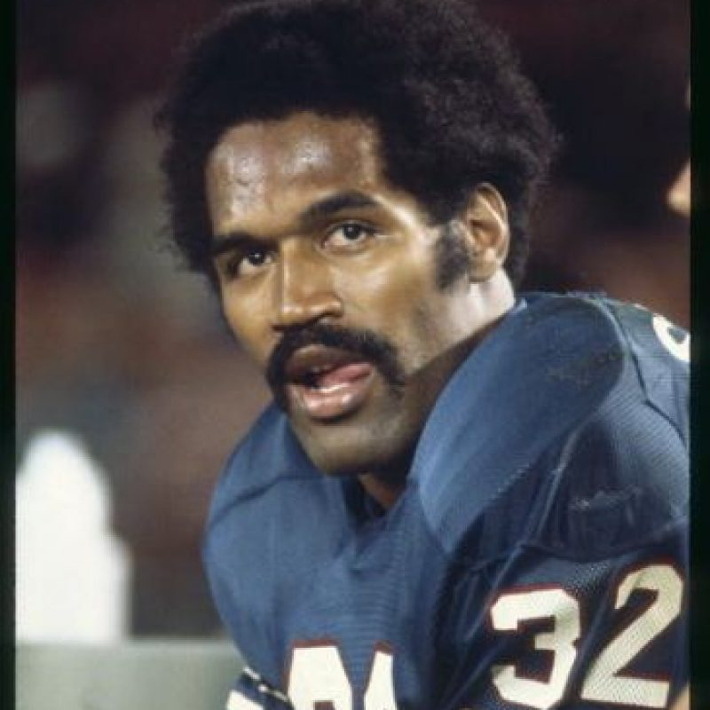 OJ Simpson, ex jugador de la NFL. Foto:Getty Images