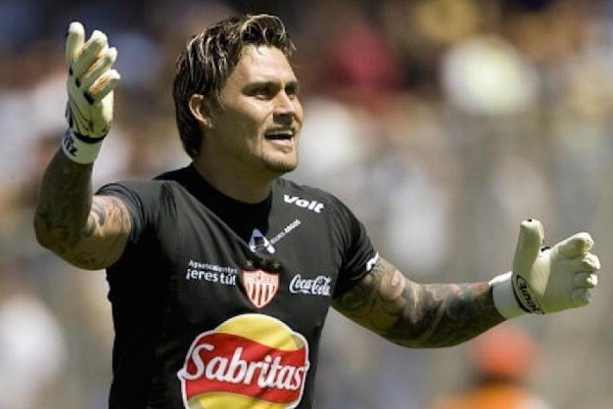 """Omar """"Gato"""" Ortiz, exportero mexicano. Foto:Getty Images"""