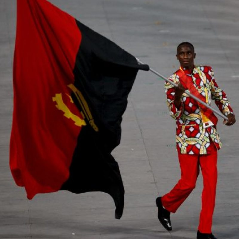 6. Angola, 2010. Foto: Getty Images