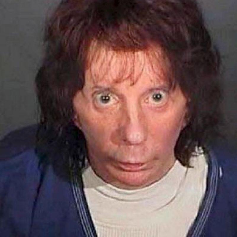 Phil Spector, fue acusado de asesinato Foto:Getty Images