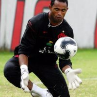 Bruno Fernandes, portero brasileño. Foto:Getty Images