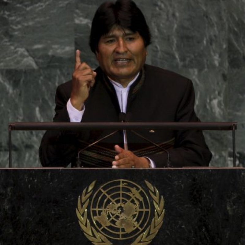 8. Bolivia, 2009: Foto: Getty Images
