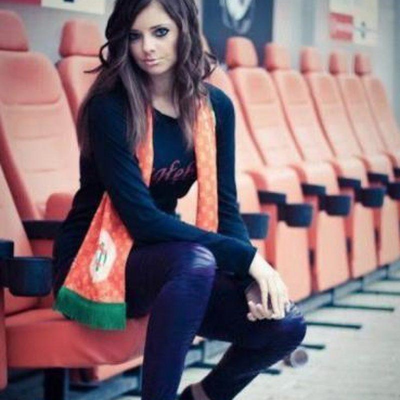 Zaglebie Lubin de Polonia Foto:Vía twitter.com/girlsforultras