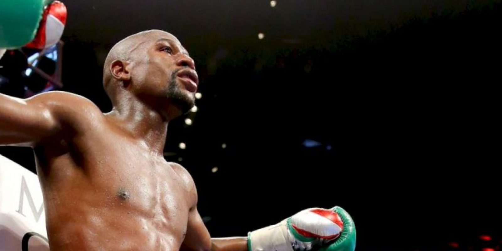 Superaría los 151.6 millones de dólares que recaudó el combate entre Mayweather y Saúl Álvarez Foto:Getty Images