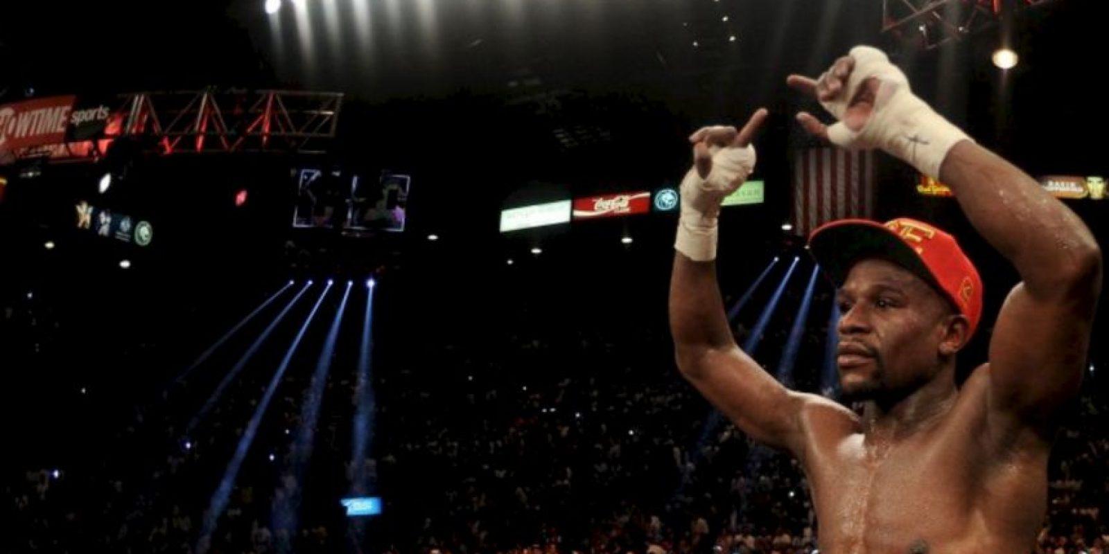 La pelea generará cerca de 200 millones de dólares Foto:Getty Images