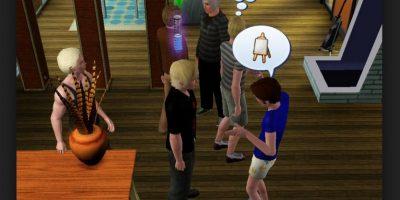 The Sims fue el primer videojuego de simulación social y estrategia en el que cada ser vivo tiene personalidad propia y se controla individualmente de forma directa Foto:PavelZakarovRomanov
