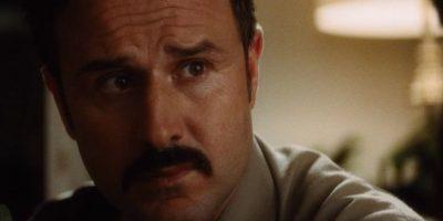 """David Arquette era """"Dewey Riley"""", policía que investiga los casos de asesinato por parte de """"Ghostface"""". Foto:vía Woods Entertainment"""