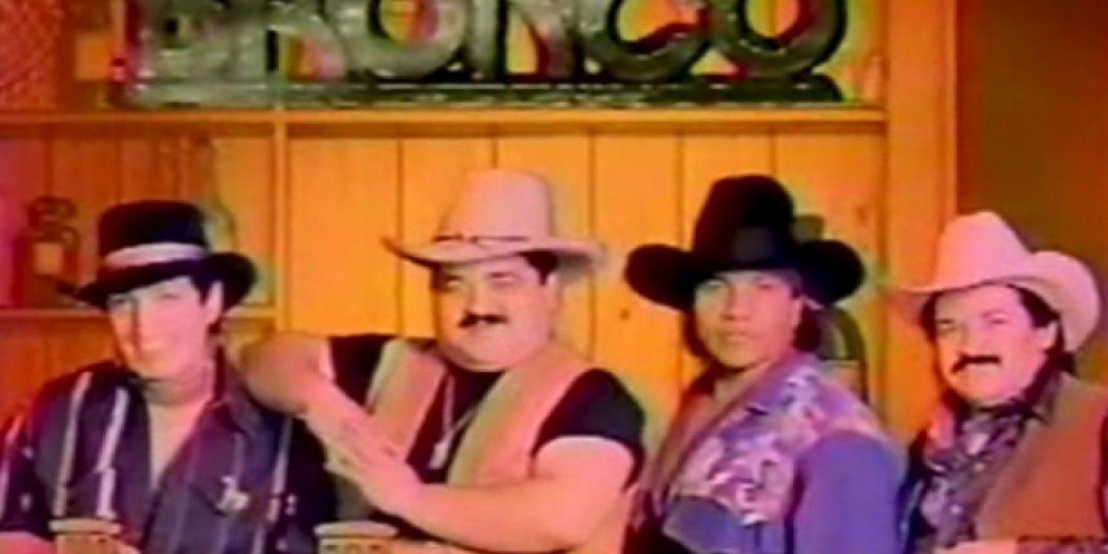 """El grupo se desintegró en 1997, sin embargo se reencontraron en 2003, bajo el nombre """"Gigante de América"""" Foto:Televisa"""