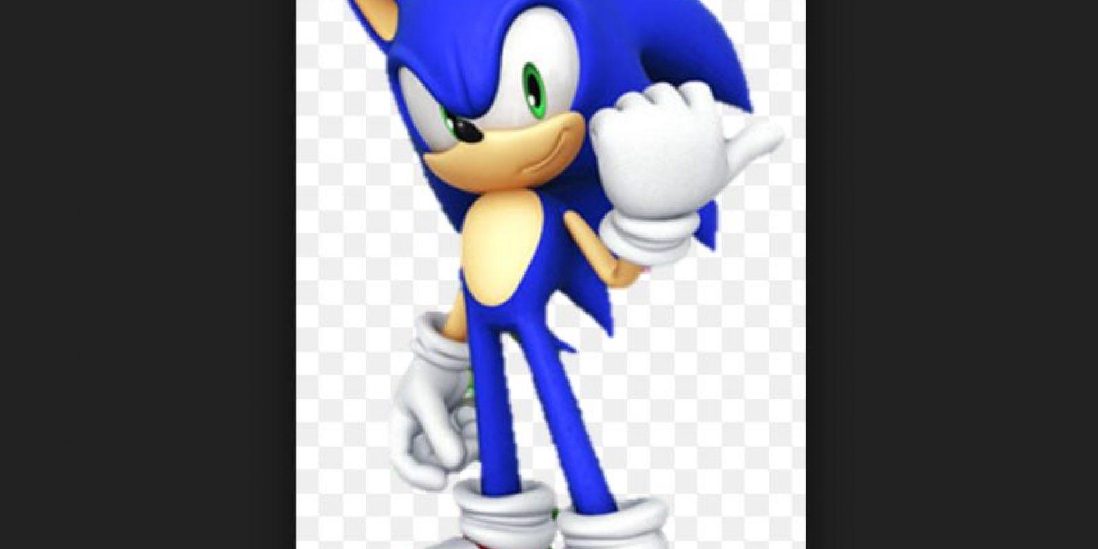 """Sonic the Hedgehog es un videojuego desarrollado por SEGA en 1991 protagonizado por Sonic """"el Erizo"""" Foto:sonic8546.deviantart.com"""