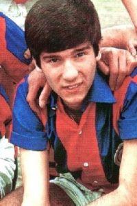 Héctor Veira, exfutbolista argentino. Foto:museodesanlorenzo.com.ar