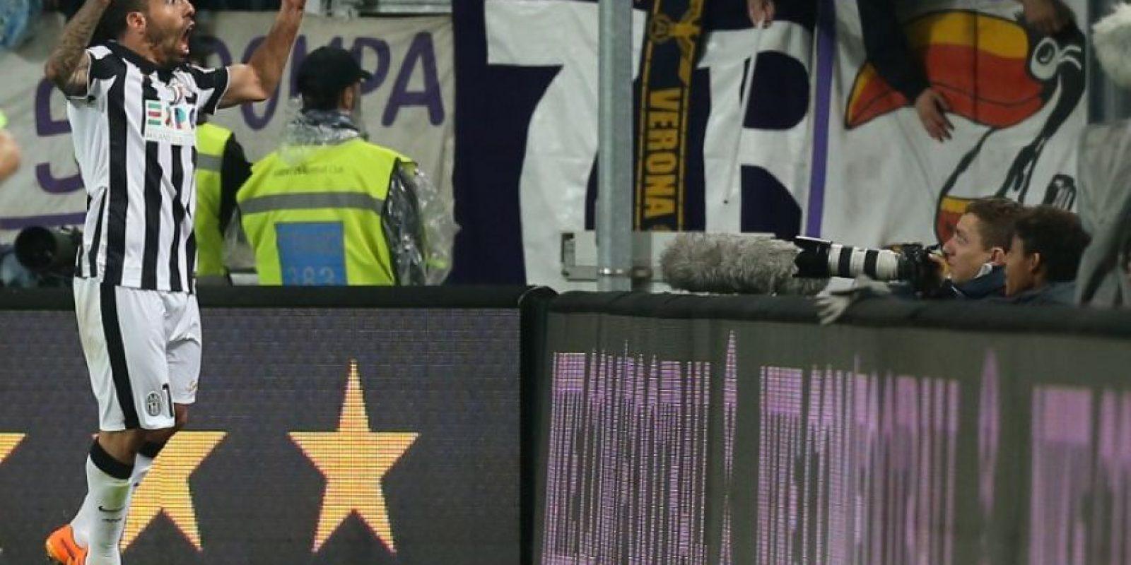 La sanción le impedirá a los seguidores de la Juve estar en las gradas. Foto:AFP