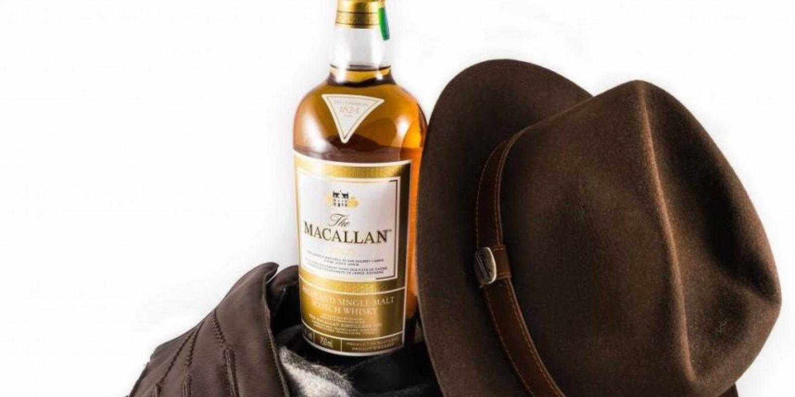 1 botella de whisky dentro del Top 10 de las más caras del mundo. Foto:Vía facebook.com/themacallan