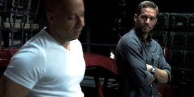 """En esta entrevista, Vin Diesel explicó que fue difícil seguir adelante con la producción de """"Furious 7"""" Foto:Vía Facebook.com/PaulWalker"""