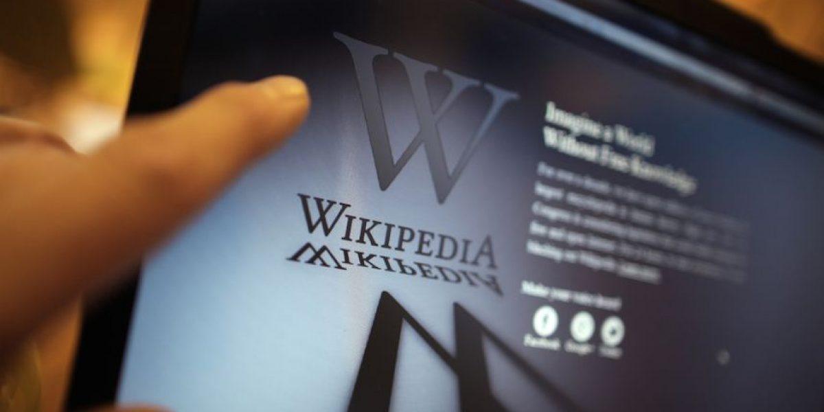 FOTOS: Estas son las 20 páginas más importantes de Wikipedia