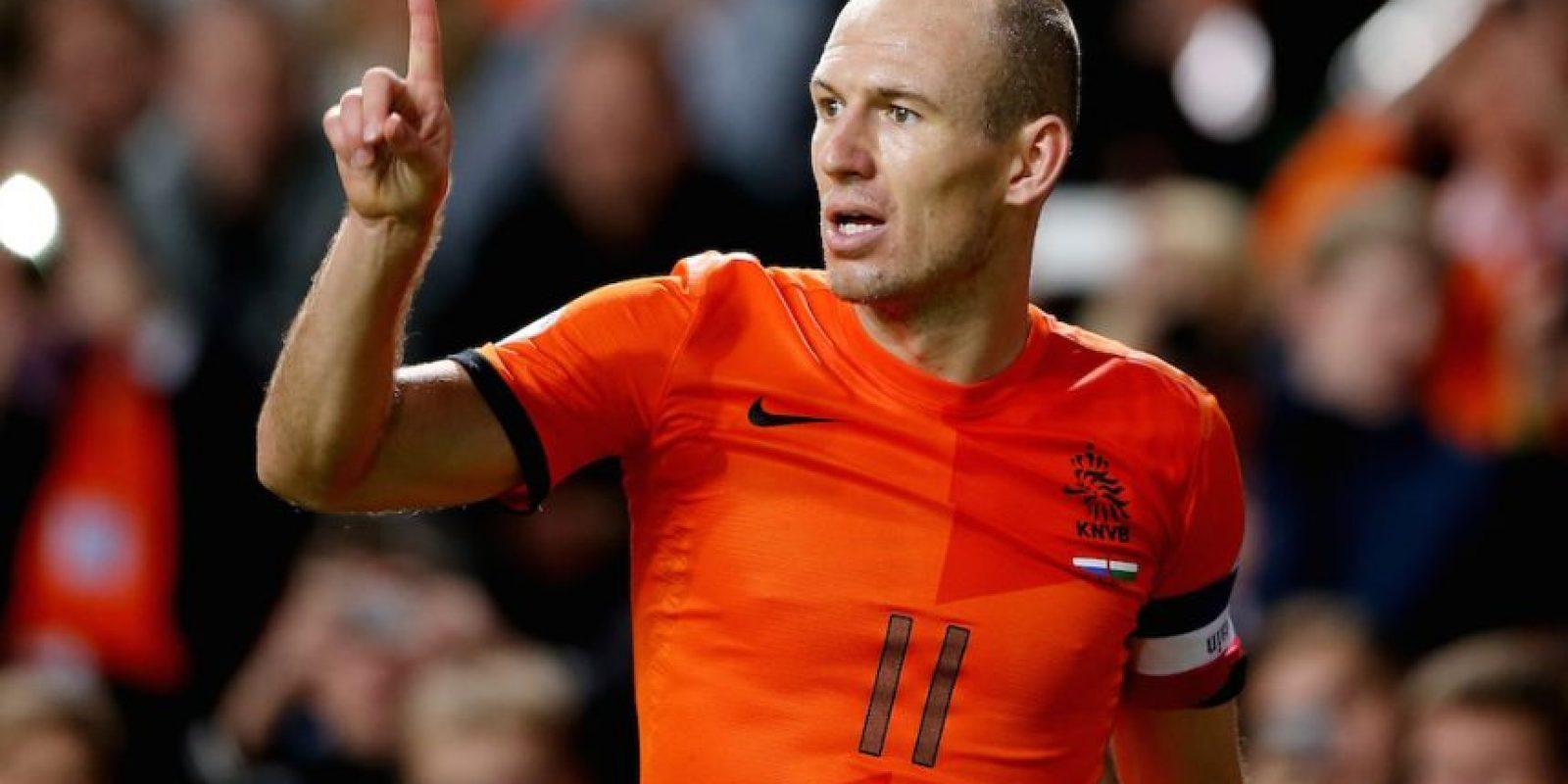 Netherlands (Países Bajos) – Es un país europeo con una población total de 16 millones 788 mil 973 habitantes. Foto:Getty Images
