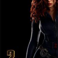 Scarlett Johansson Foto:Vía facebook.com/IronMan