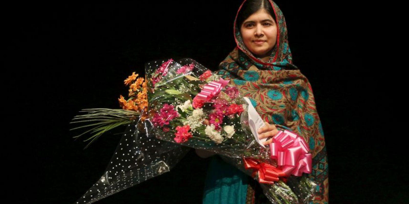 El portavoz del TTP, Ehsanullah Ehsan, afirmó que intentarán matarla de nuevo. Foto:Getty Images