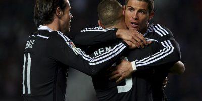 """La famosa """"BBC"""" lleva anotados 82 goles. Foto:Getty Images"""
