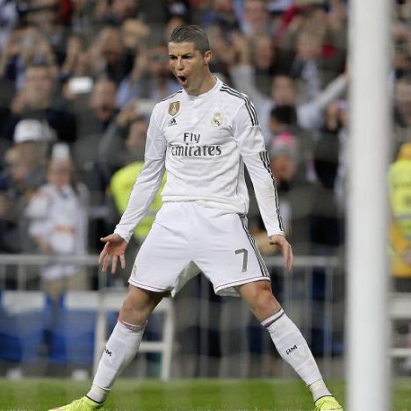 """En cambio, Cristiano Ronaldo es """"especialista"""" en tiros penales. Con el Real Madrid ha lanzado 49 y sólo falló cuatro de ellos. Foto:Getty Images"""