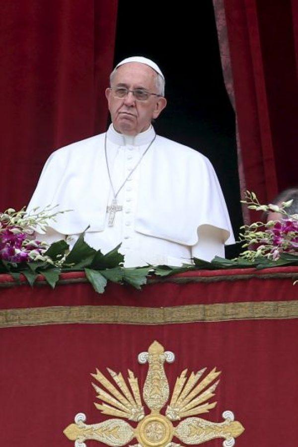 """4. """"No se puede imaginar una iglesia sin mujeres activas"""" Foto:Getty Images"""