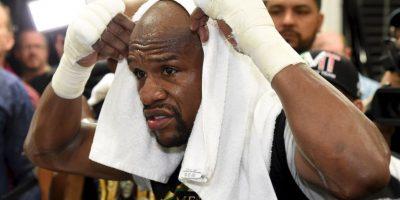 12. Si Floyd gana en las tarjetas, se pagan 1.6 dólares Foto:Getty Images