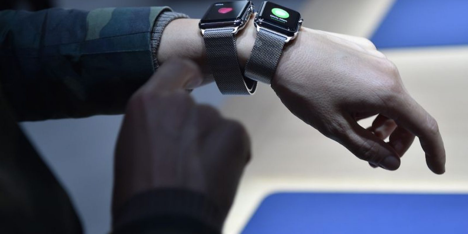 Apple Watch se vende actualmente en solo nueve países. Foto: Getty Images