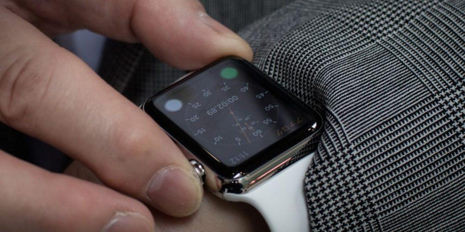 Apple anunciaría el lanzamiento de su reloj en otros países a finales de junio. Foto:Getty Images