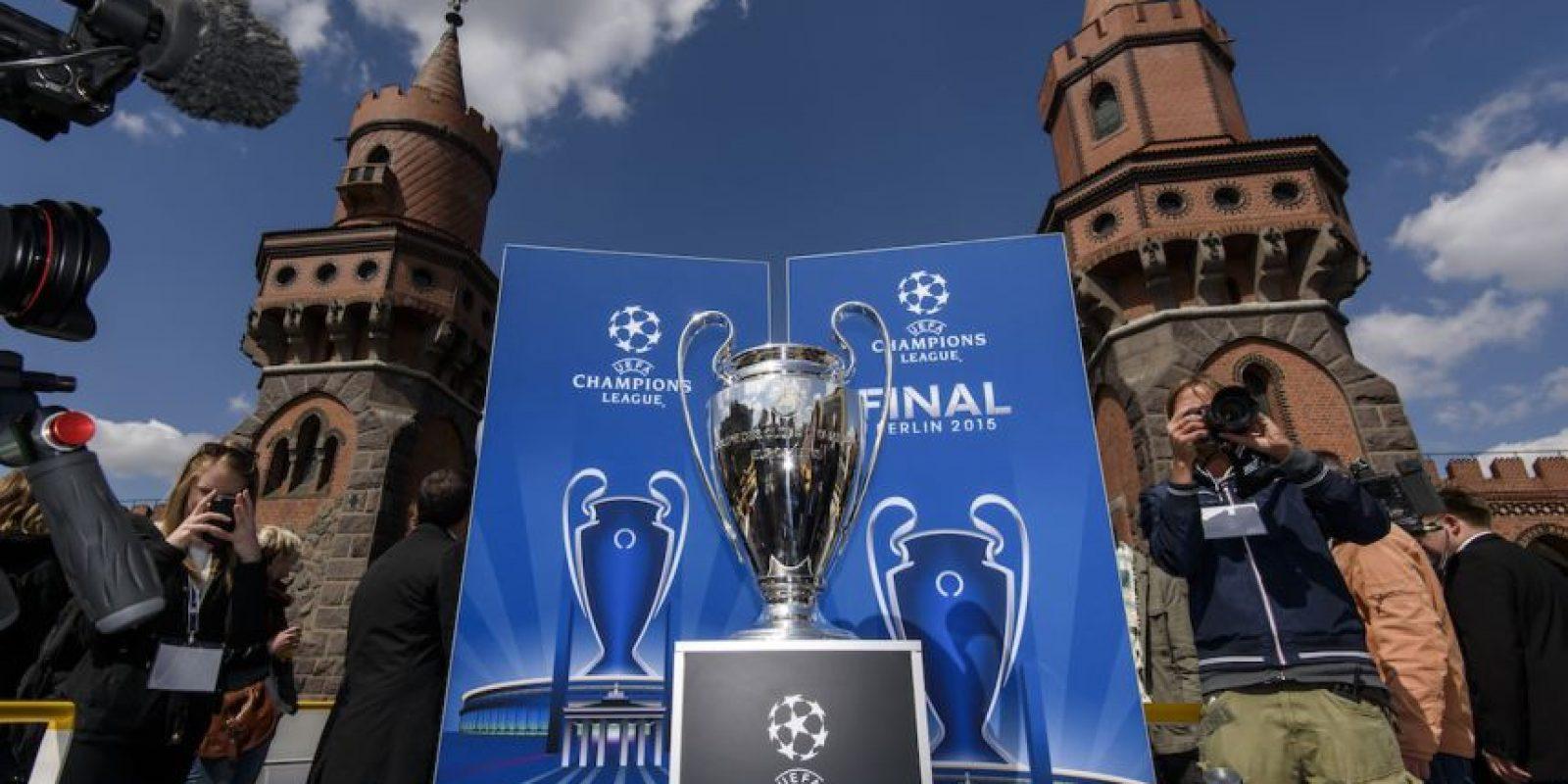17 boletos para la final de la Champions League en Berlín. Foto:Getty Images