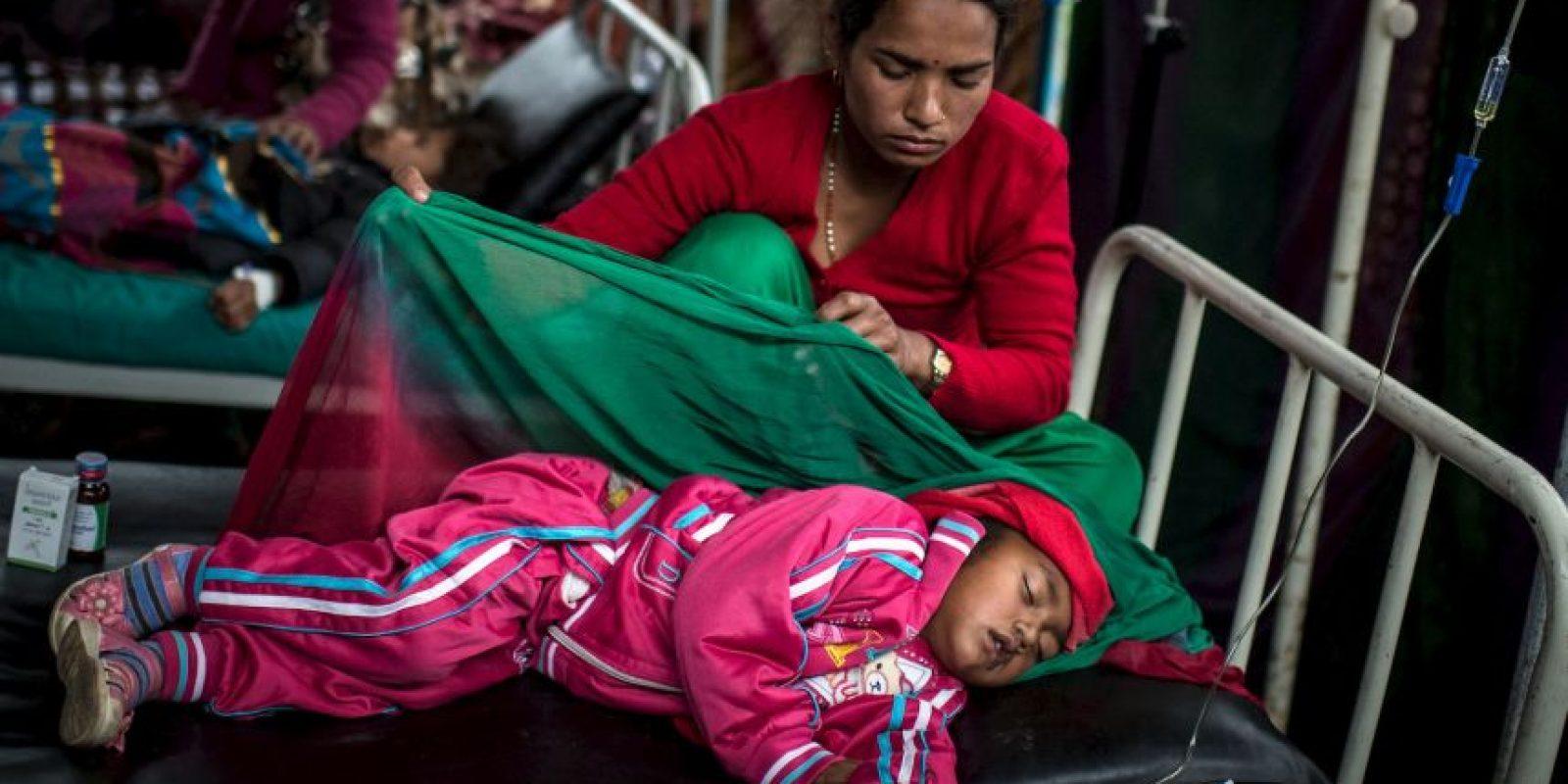 Miles de personas quedaron sin hogar Foto:Getty Images