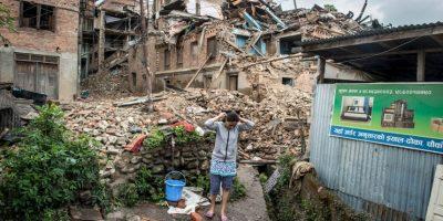 La Organización de Naciones Unidas, a través del Programa Mundial de Alimentos, estima que ocho millones de personas se verán afectadas por ese sismo Foto:Getty Images