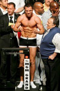 Óscar De La Hoya Foto:Getty Images