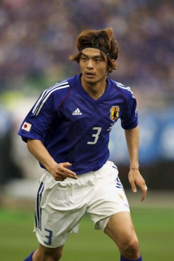 El futbolista japonés Naoki Matsuda murió en 2011, a los 34 años. Foto:Getty Images