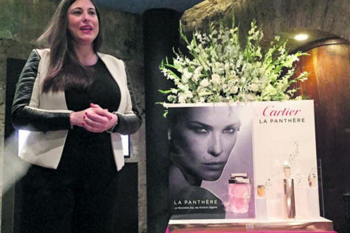 La versión radiante y solar del perfume La Panthère Foto:Publinews