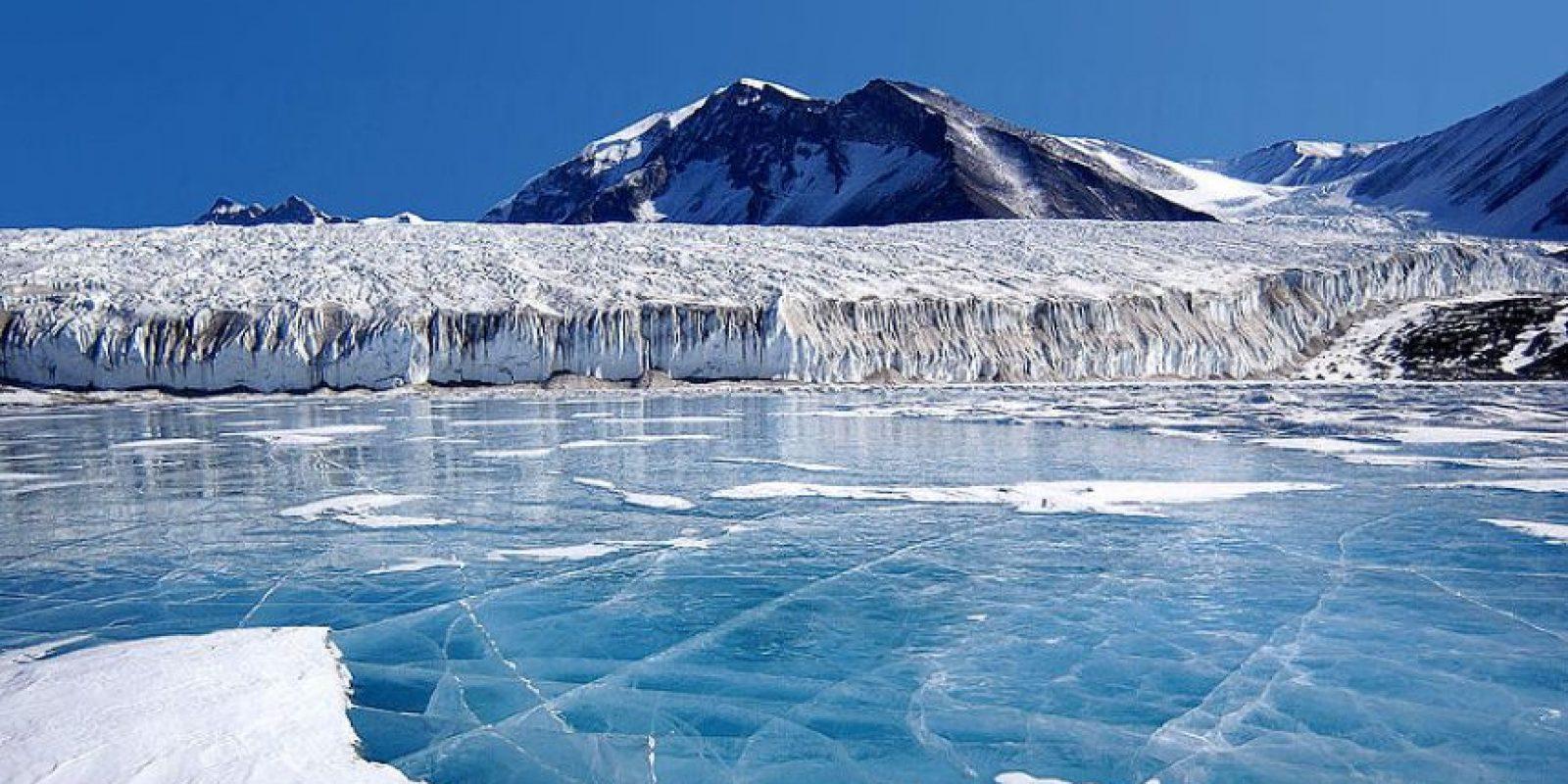 Una expedición de 21 días en velero por la Antártida. Foto:Wikimedia