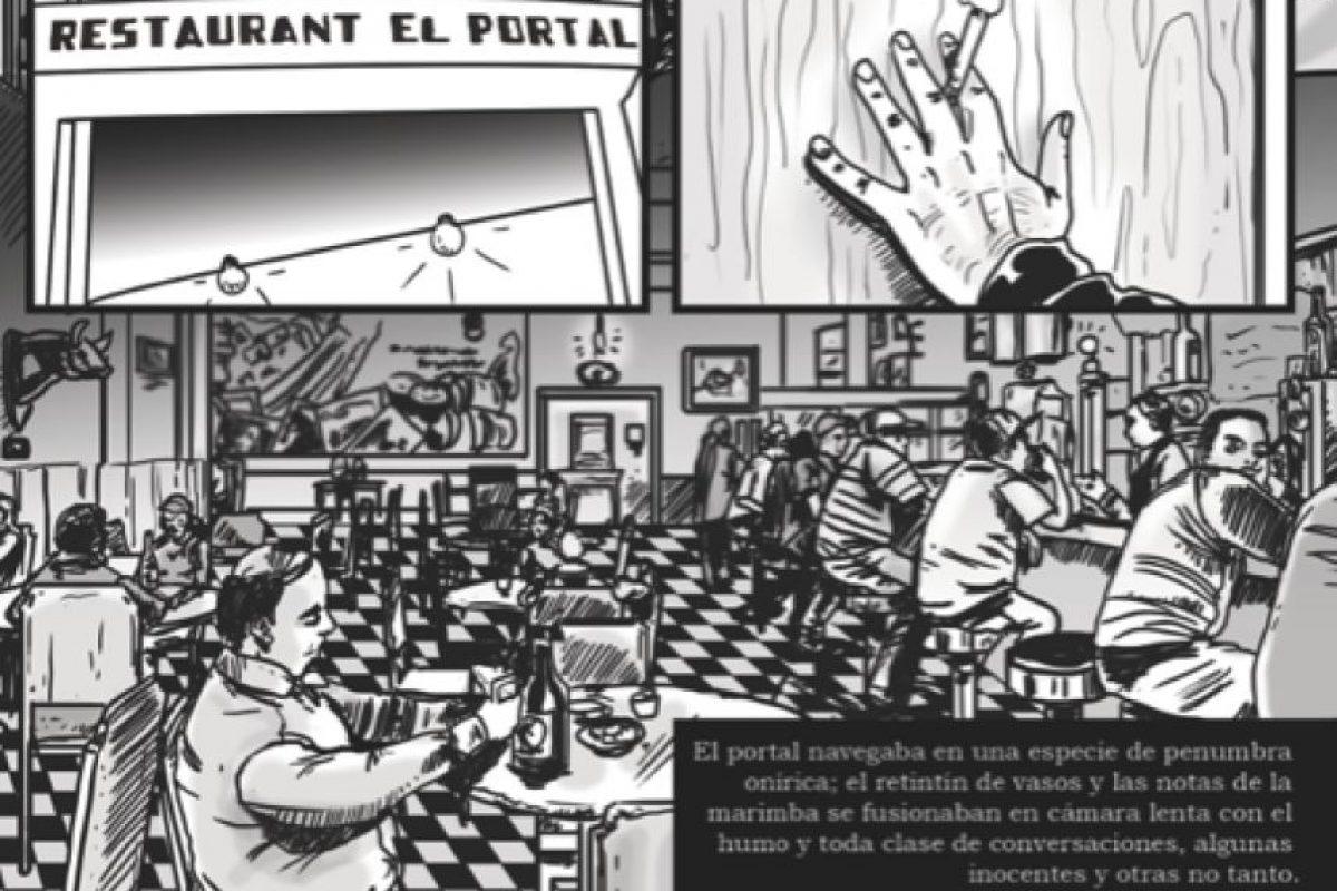 Foto:Cortesía Amorfo Comics