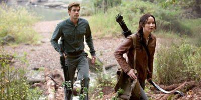 La cinta es protagonizada por la actriz Jennifer Lawrence. Foto:Facebook/LosJuegosdelHambre